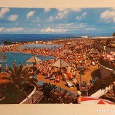 Postales: SANTA CRUZ DE TENERIFE LIDO DE SAN TELMO POSTAL. Lote 183662410