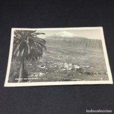 Postales: POSTAL FOTOGRAFICA DE TENERIFE - VALLE DE LA OROTAVA - CIRCULADA. Lote 183662746