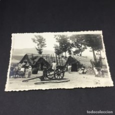 Postales: ANTIGUA POSTAL DE TENERIFE - CHOZAS - CIF - SIN CIRCULAR. Lote 183663186