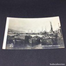 Postales: ANTIGUA POSTAL FOTOGRÁFICA DE SANTA CRUZ DE TENERIFE - BAHIA INTERIOR - EDICIONES JC - Nº 38. Lote 183664571