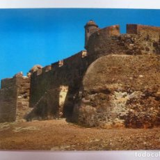 Postales: POSTAL. 5241. LANZAROTE. LA ISLA DE LOS VOLCANES. TEGUISE, CASTILLO DE GUANAPAY. ED. GASTEIZ.. Lote 183775073