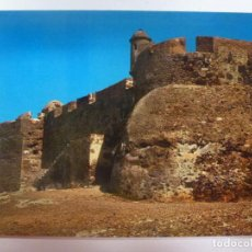 Postales: POSTAL. 5241. LANZAROTE. LA ISLA DE LOS VOLCANES. TEGUISE, CASTILLO DE GUANAPAY. ED. GASTEIZ.. Lote 183775093