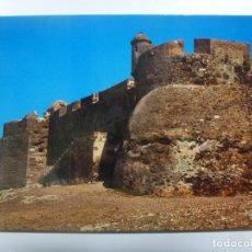 Postales: POSTAL. 5241. LANZAROTE. LA ISLA DE LOS VOLCANES. TEGUISE, CASTILLO DE GUANAPAY. ED. GASTEIZ.. Lote 183775157
