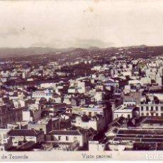 Postales: SANTA CRUZ TENERIFE VISTA GENERAL -ED ARRIBAS. Lote 183878477