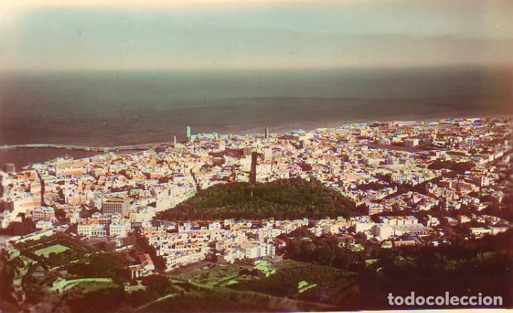 SANTA CRUZ TENERIFE VISTA PARCIA- ED. LUJO (Postales - España - Canarias Moderna (desde 1940))