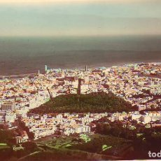 Postales: SANTA CRUZ TENERIFE VISTA PARCIA- ED. LUJO. Lote 183878886