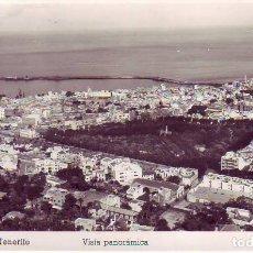 Postales: SANTA CRUZ TENERIFE VISTA PANORAMICA ED. ARRIBAS. Lote 183879147