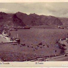 Postales: SANTA CRUZ TENERIFE EL PUERTO ED. ARRIBAS. Lote 183879667