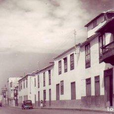 Postales: TENERIFE PUERTO DE LA CRUZ CALLE SAN JUAN - FPTO BAEZA. Lote 184162155