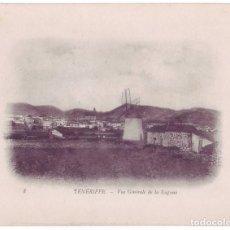 Postales: TENERIFE: VISTA GENERAL DE LA LAGUNA. DUGUAY TROUIN. NO CIRCULADA (1902-1903). Lote 184262592