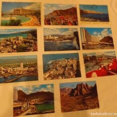 Postales: LOTE DE 11 POSTALES DE TENERIFE. Lote 184342556