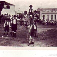 Postales: TENERIFE ROMERIA SAN ISIDRO ED ARRIBAS. Lote 184595018