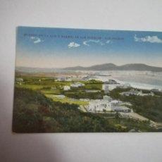 Postais: TARJETA POSTAL. LAS PALMAS. PUERTO DE LUZ Y BARRIO DE LOS HOTELES.. Lote 185924700