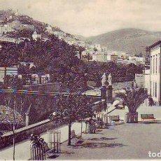 Postales: GRAN CANARIA LAS PALMAS BARRANCO Y PUENTE. Lote 186293380