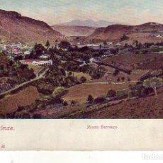 Postales: GRAN CANARIA LAS PALMAS BARRANCO MONTE. Lote 186293687