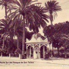 Postales: GRAN CANARIA LAS PALMAS PARQUE SAN TELMO. Lote 186293938