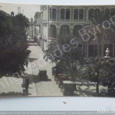 Postales: LAS PALMAS. PLAZA CAIRASCO. FOTO BAENA Nº 54. Lote 186350782