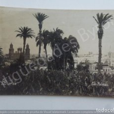 Cartoline: LAS PALMAS. FOTO BAENA Nº 38. Lote 186352707
