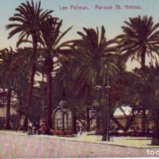Postais: GRAN CANARIA LAS PALMAS PARQUE SAN TELMO. Lote 186373838