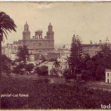 Cartoline: GRAN CANARIA LAS PALMAS VISTA PARCIAL - FOTO FB Nº 39. Lote 186374362