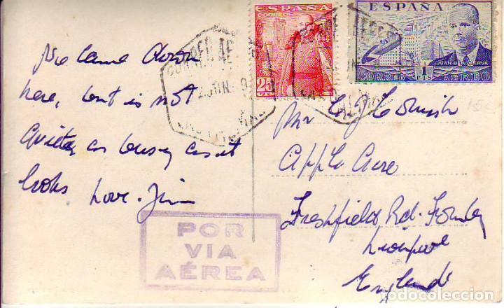 Postales: GRAN CANARIA LAS PALMAS CALLE OBISPO CODINA - ED.ARRIBAS - Foto 2 - 186374566