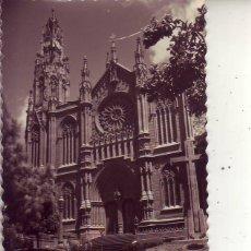 Postales: GRAN CANARIA LAS PALMAS LA CATEDRAL. Lote 186374800