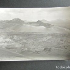 Postales: POSTAL LANZAROTE. MONTAÑAS DEL FUEGO. ED. ARRIBAS. . Lote 186418616