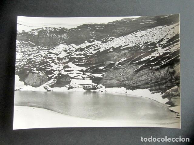 POSTAL LANZAROTE. LAGUNA DEL GOLFO. ED. ARRIBAS. (Postales - España - Canarias Moderna (desde 1940))