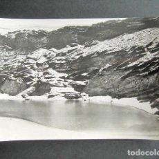 Postales: POSTAL LANZAROTE. LAGUNA DEL GOLFO. ED. ARRIBAS. . Lote 186418660