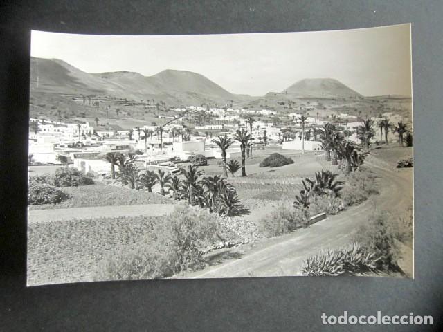 POSTAL LANZAROTE. VALLE DE HARIA. ED. ARRIBAS. (Postales - España - Canarias Moderna (desde 1940))