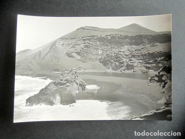 POSTAL LANZAROTE. EL GOLFO. ED. ARRIBAS. (Postales - España - Canarias Moderna (desde 1940))