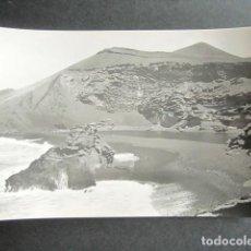 Postales: POSTAL LANZAROTE. EL GOLFO. ED. ARRIBAS. . Lote 186418840