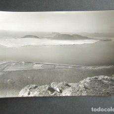 Postales: POSTAL LANZAROTE. EL RÑIO Y LAS ISLAS MENORES. ED. ARRIBAS. . Lote 186418867