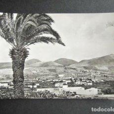 Postales: POSTAL LANZAROTE. VISTA PANORÁMICA DE UGA. FOTO GABRIEL FERNANDEZ. . Lote 186419160