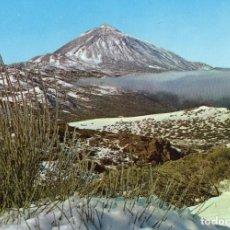 Postales: TENERIFE -EL TEIDE 3.717 M.- (ARMANDO PÉREZ Nº 70) SIN CIRCULAR / P-6386. Lote 187089266