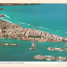 Postales: POSTAL PUERTO DE LA LUZ. LAS PALMAS DE GRAN CANARIA. Lote 187120685