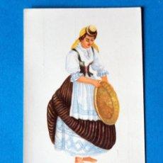 Postales: POSTAL DE TENERIFE. EDICIONES BRUJULA .TRAJES REGIONALES Nº 10. Lote 187215148