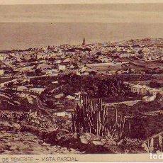 Postales: TENERIFE SANTA CRUZ VISTA PARCIAL. Lote 187232890