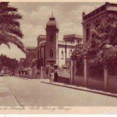 Postales: TENERIFE SANTA CRUZ CALLE VIERA Y CLAVIJO. Lote 187232958