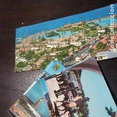 Postales: LOTE DE 47 POSTALES DE LAS ISLAS CANARIAS, AÑOS 70, TODAS SIN CIRCULAR. Lote 187398598