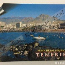 Postales: CANARIAS, POSTAL DE TENERIFE, ADEJE, PLAYA DE LAS AMERICAS, NUMERO 331. Lote 189356085