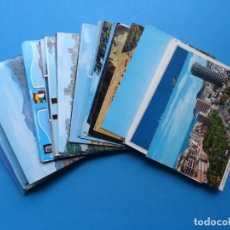 Postales: CANARIAS - 72 POSTALES DIFERENTES, VER FOTOS ADICIONALES. Lote 189569465