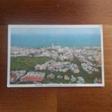 Postales: TARJETA POSTAL TENERIFE - VISTA GENERAL DEL PUERTO DE SANTA CRUZ DE TENERIFE - CIRCULADA. Lote 189700297
