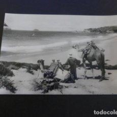 Postales: LA GRACIOSA LANZAROTE PLAYA DE LAS CONCHAS. Lote 190142350