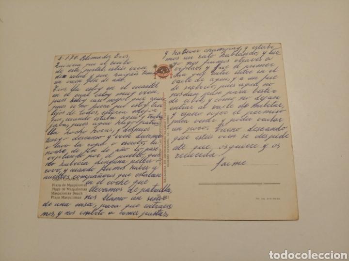 Postales: Postal gran Canaria - Foto 2 - 190872697