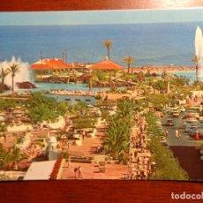 Postales: POSTAL TENERIFE - PUERTO DE LA CRUZ - LAGO MARTIANEZ - Nº 1000 - ED. CASTRO - 1983 - SIN USO. Lote 191081112
