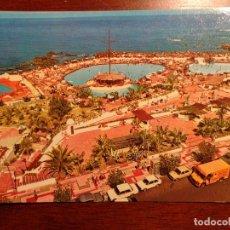 Postales: POSTAL TENERIFE - PUERTO DE LA CRUZ - LAGO MARTIANEZ - Nº 1004 - ED. CASTRO - 1983 - SIN USO. Lote 191081261