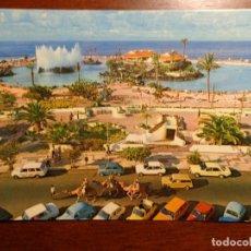 Postales: POSTAL TENERIFE - PUERTO DE LA CRUZ - LAGO MARTIANEZ - Nº 1001 - ED. CASTRO - 1983 - SIN USO. Lote 191081311