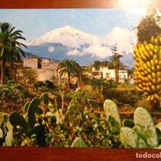 Postales: POSTAL TENERIFE - EL TEIDE - Nº 722 - ED. ANIBARRO - SIN USO. Lote 191081576