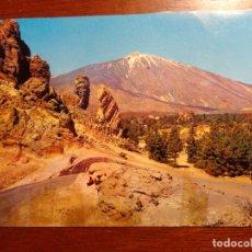 Postales: POSTAL TENERIFE - PAISAJE DEL TEIDE - Nº 3 - ED. ANIBARRO - SIN USO - TRAZOS DE CELO. Lote 191081777